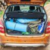 Как прожить сутки в багажнике автомобиля